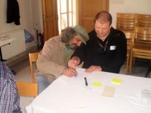 Mediációs folyamat résztvevőinek képzése